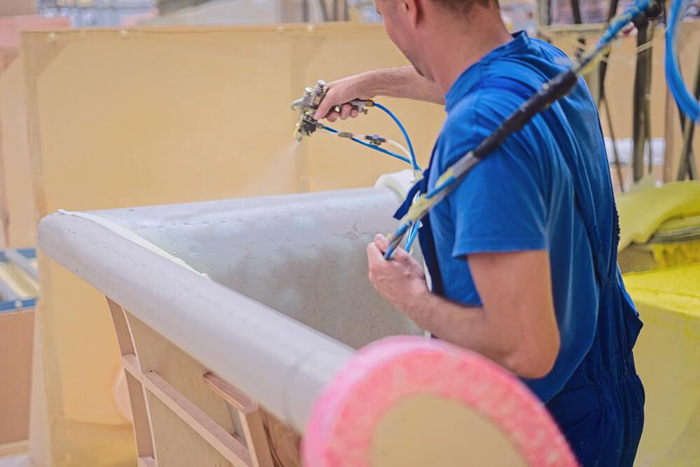 klejarz pianki, praca Robakowo, Gądki, Zaparoh - Nowoczesna fabryka mebli tapicerowanych