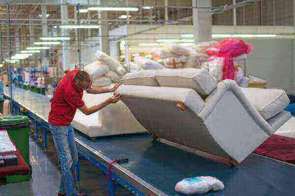 ISO 9001:2015 - pozytywne wyniki audytu kontrolnego w Zaparoh Nowoczesnej Fabryce Mebli Tapicerowanych